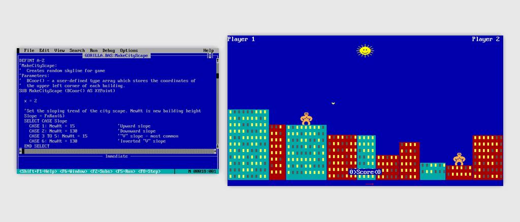 The QB64 programming language — photogabble