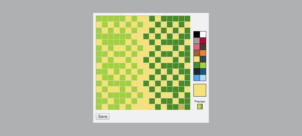 Writing a pixel editor in javascript - Part six — photogabble